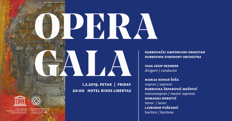 Svečani koncert - Opera gala