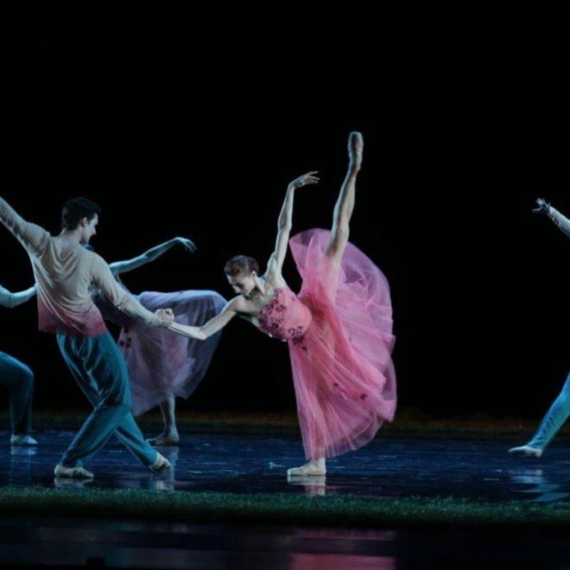 Marijinski teatar | ČETIRI GODIŠNJA DOBA - balet u dva čina