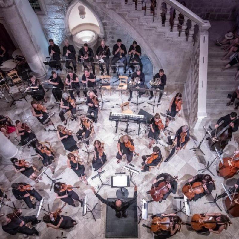 Koncert -  Dubrovački simfonijski orkestar | Ivo Lipanović, dirigent | Katarina Kutnar, violina