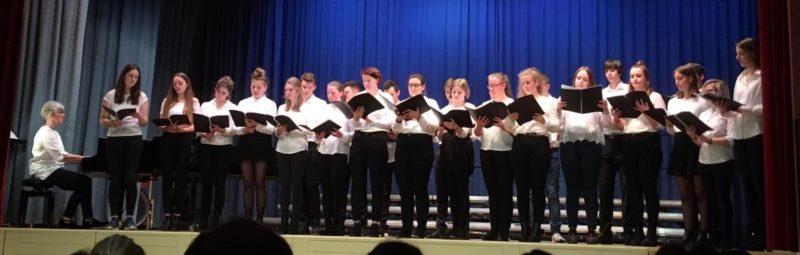 """Nastup njemačkog školskog zbora """"WALDORF"""""""