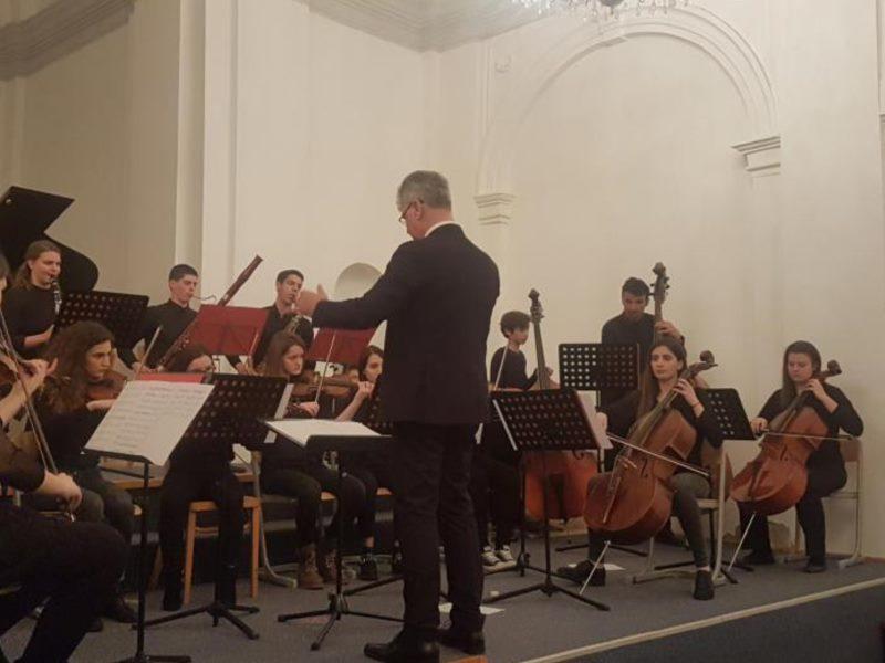 Koncert umjetničke škole