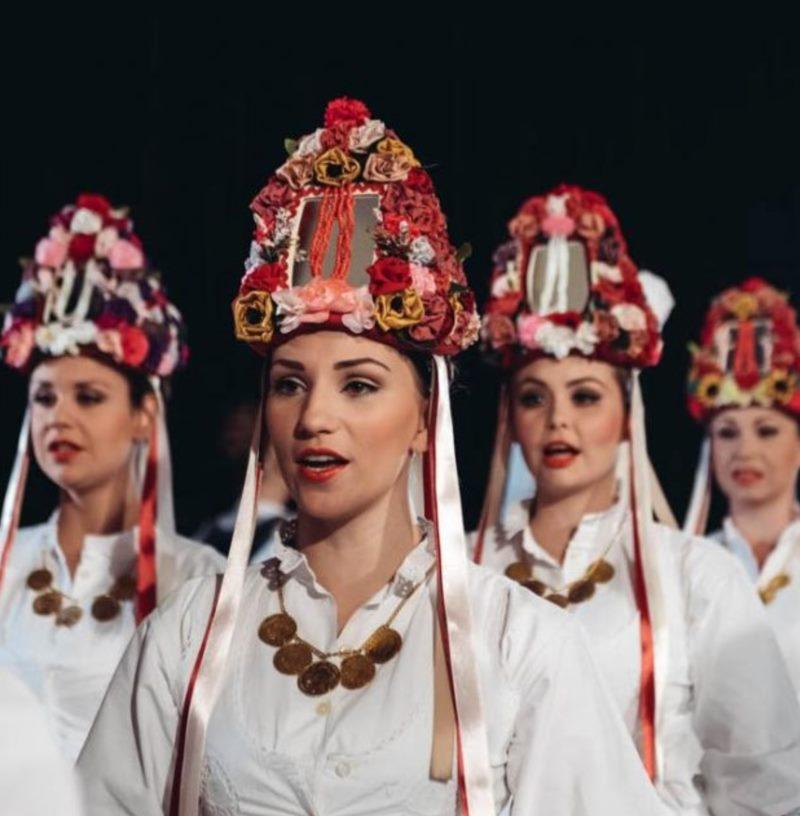LADO -  Ansambl narodnih plesova i pjesama Hrvatske -  DLJI