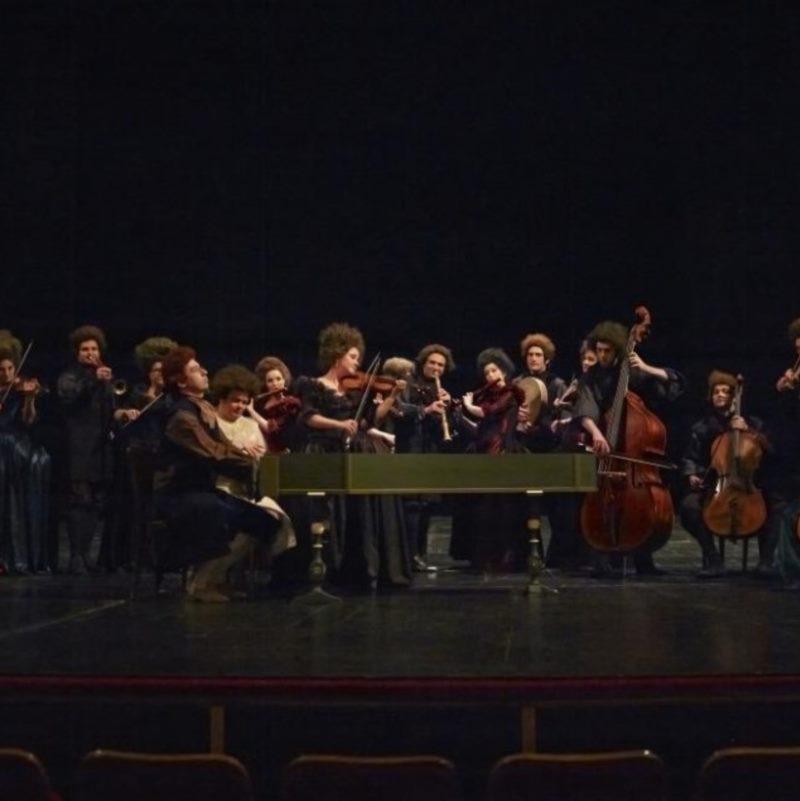 Hrvatski barokni ansambl | Hervé Niquet
