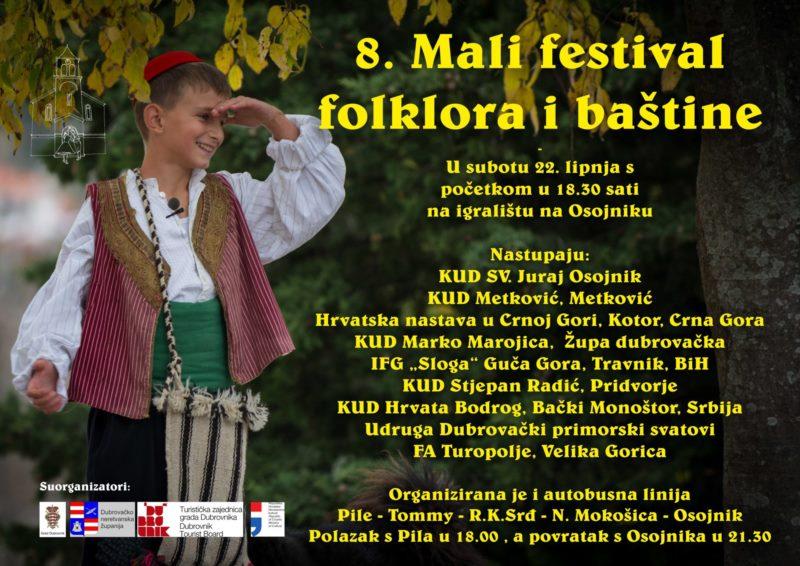 8. Mali festival folklora i baštine