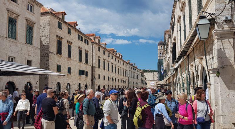 Dubrovnik ostvario milijun noćenja ranije nego prošle godine