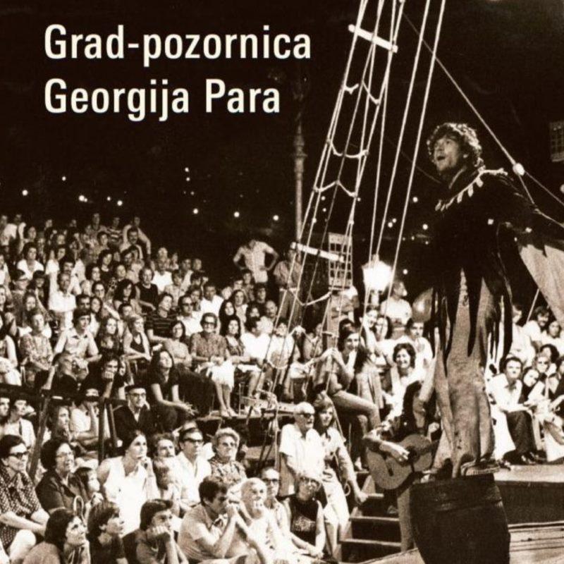 U SPOMEN NA GEORGIJA PARA - Promocija knjige i prikazivanje dokumentarnog film