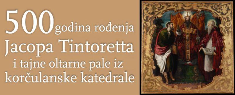 500 godina rođenja Jacopa Tintoretta