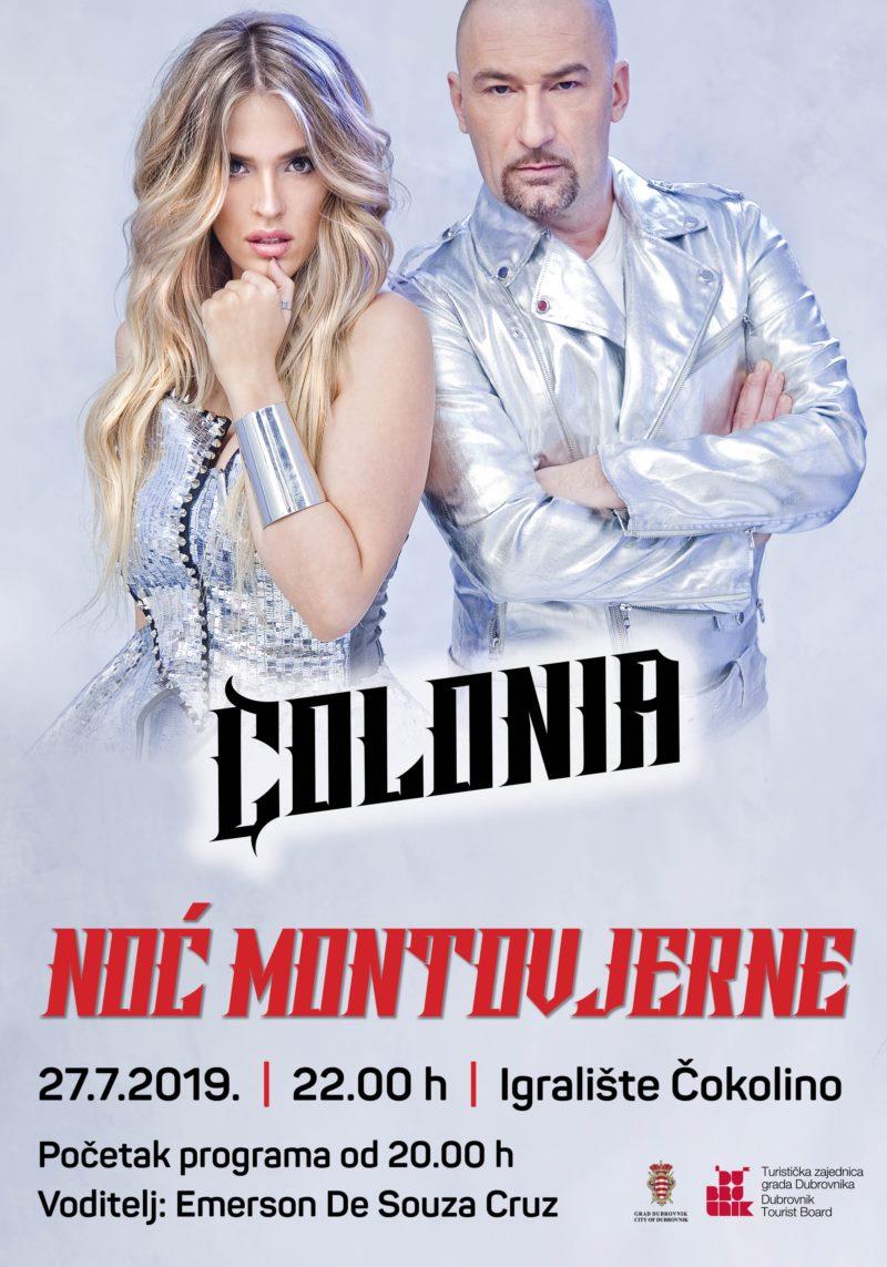 Noć Montovjerne - Colonia