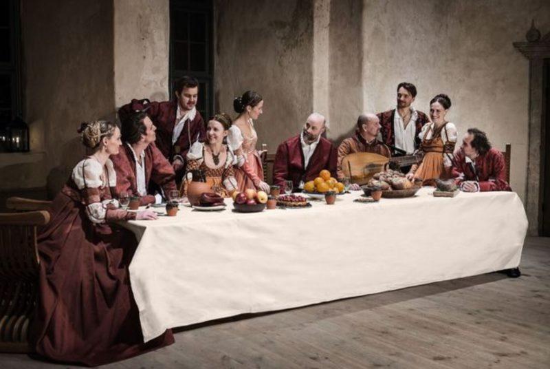 Zbor Romeo i Julija