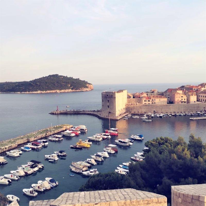 U Dubrovniku i dalje rast turističkog prometa