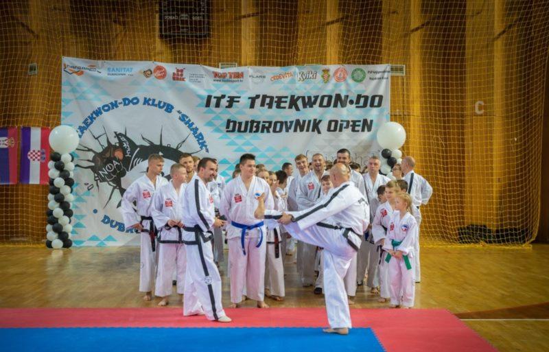 """4. međunarodni ITF taekwon-do turnir """"Dubrovnik open"""""""