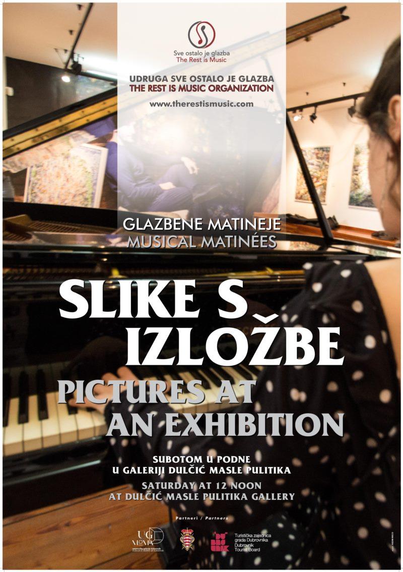 SLIKE S IZLOŽBE - koncert