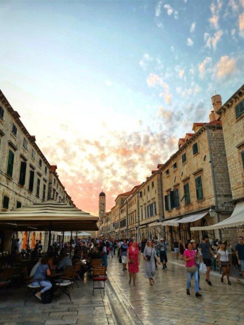 Porast turističkog prometa u Dubrovniku u prvih devet mjeseci