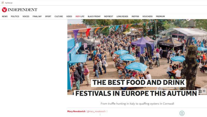 Veliko priznanje dubrovačkom Good Food Festivalu