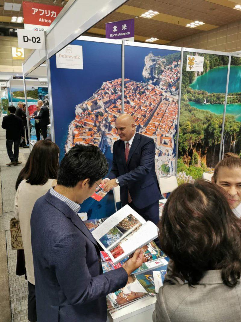 Dubrovnik predstavljen u japanskom gradu Osaki