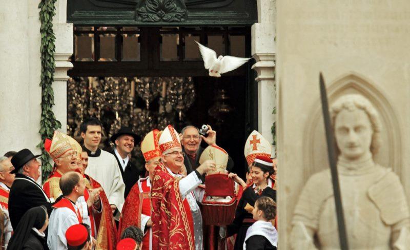 Svečano otvaranje Feste sv. Vlaha