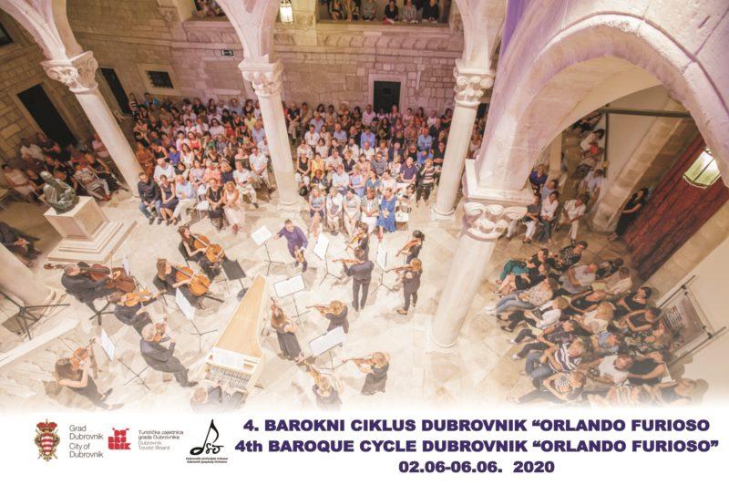 4. Barokni ciklus Dubrovnik, 'Orlando furioso'