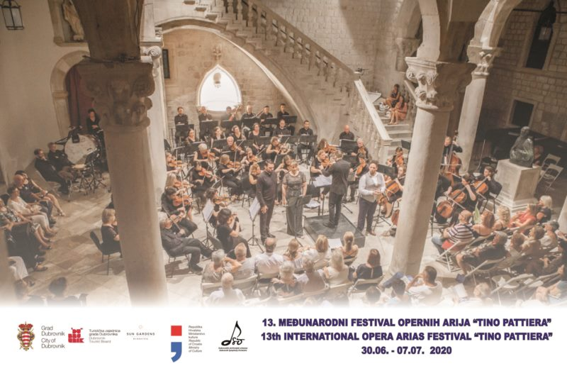 13. Međunarodni festival opernih arija 'Tino Pattiera'