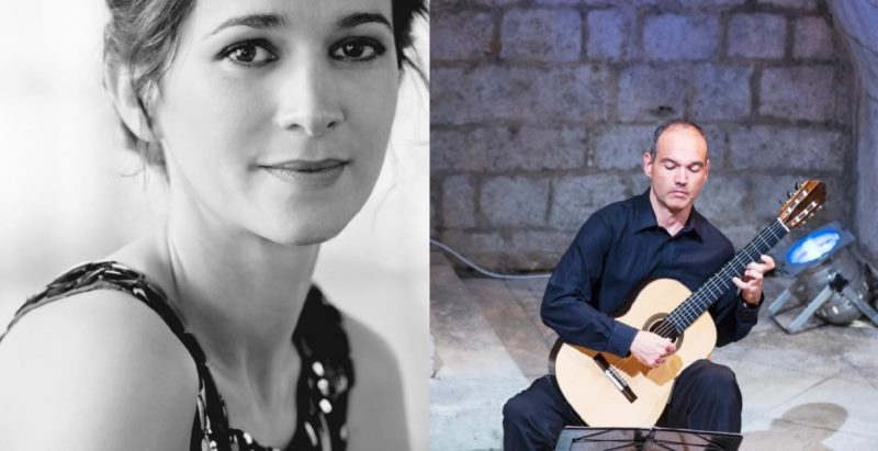 Janja Vuletić, mezzosopran | Maroje Brčić, gitara