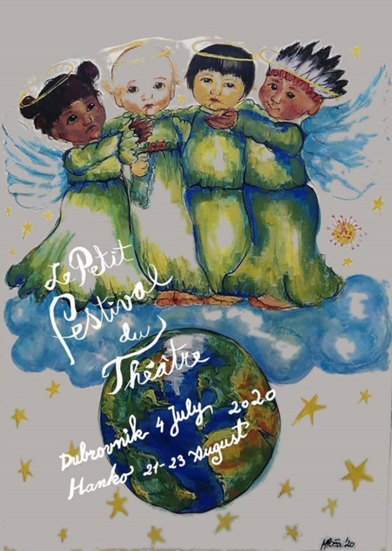 Šesnaesti Le Petit Festival du Theatre u Dubrovniku.