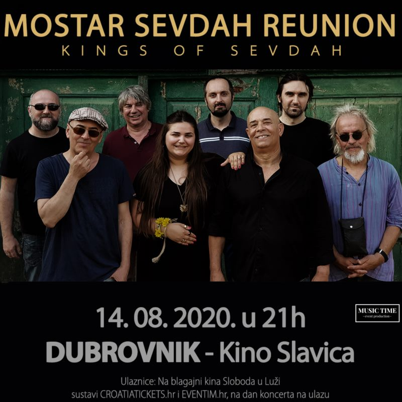 """Mostar Sevdah Reunion"" - koncert"