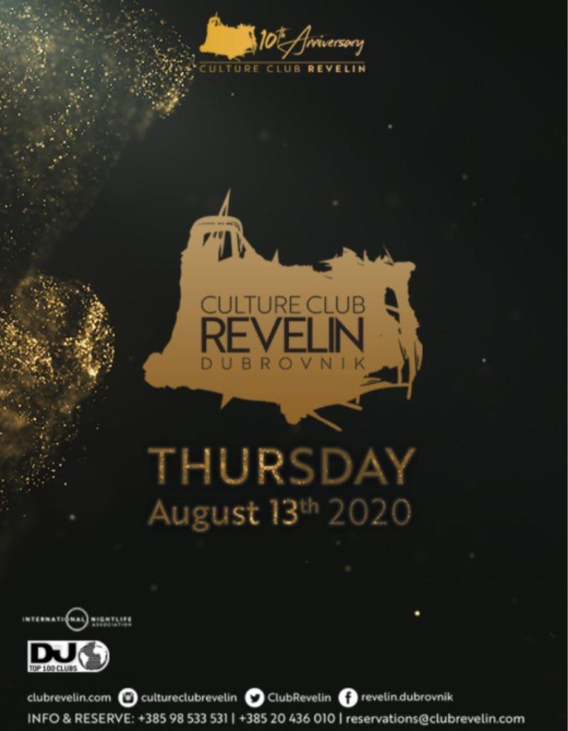Ponovo se otvara  Culture Club Revelin