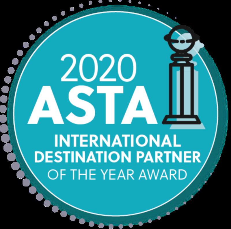 """ASTA proglasila Hrvatsku """"Međunarodnom destinacijom godine 2020."""""""