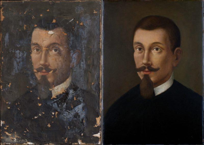 """Predavanje dr.sc. Denisa Vokića """"Restauratorski zahvat na portretu Marina Getaldića"""""""