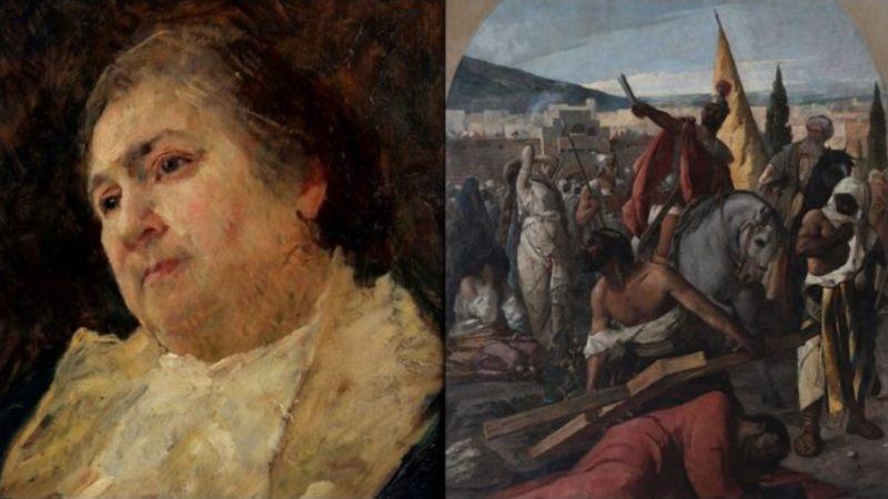 MATO CELESTIN MEDOVIĆ (1857-1920) – izložba povodom stogodišnjice smrti slikara