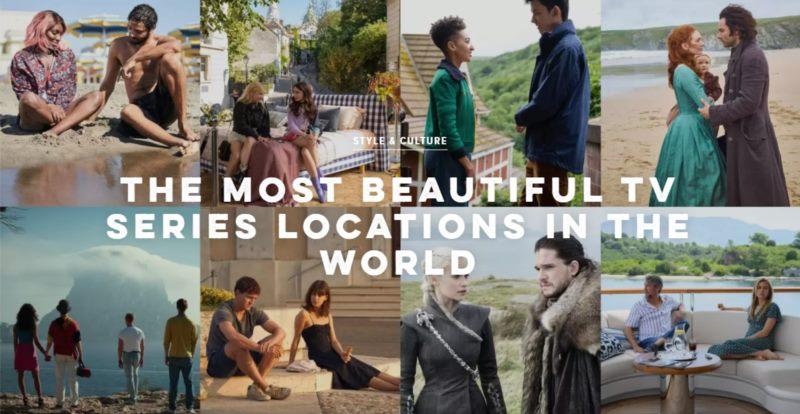 Među najljepšim svjetskim lokacijama u TV serijama nalazi se i Dubrovnik