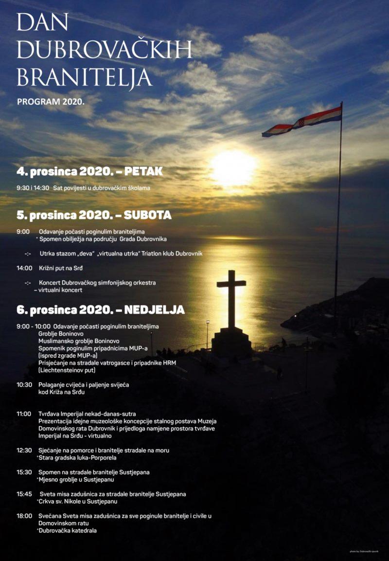 Dan dubrovačkih branitelja 6. prosinca
