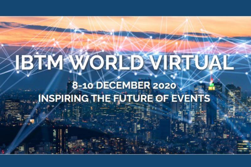 Prezentacija kongresne ponude na virtualnom sajmu IBTM World