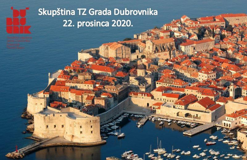 Održana prva redovna sjednica Skupštine Turističke zajednice grada Dubrovnika