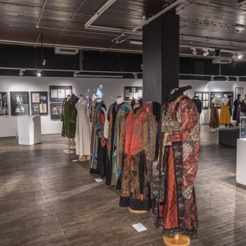 Otvaranje izložbe | Beskompromisno svoja - kostimografkinja Ika Škomrlj Ajki