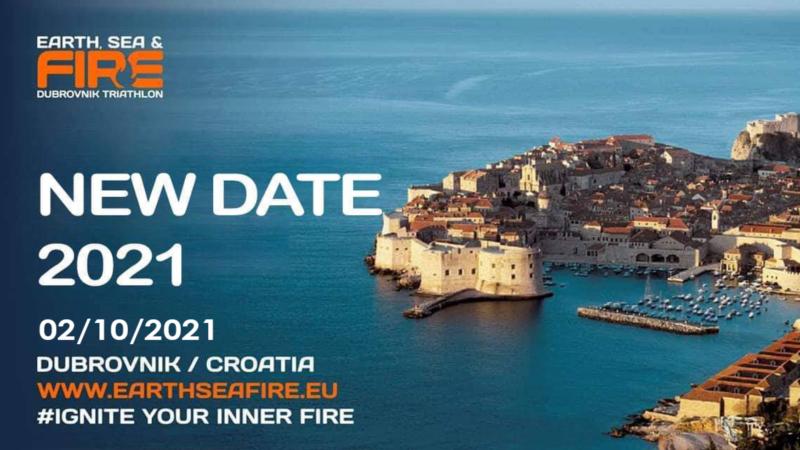 The Earth, Sea & Fire – Dubrovnik International Triathlon 2021