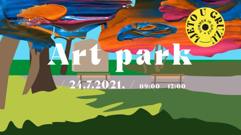 Prvi STREET ART / ART PARK