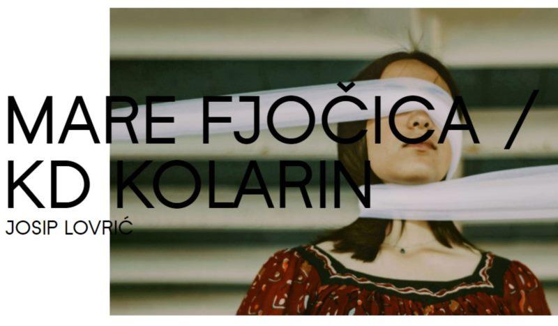 MARE FJOČICA / KD KOLARIN JOSIP LOVRIĆ