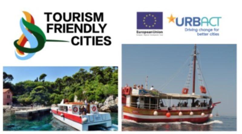 Tourism Friendly Cities-URBACT – besplatne vožnje brodom petkom i subotom