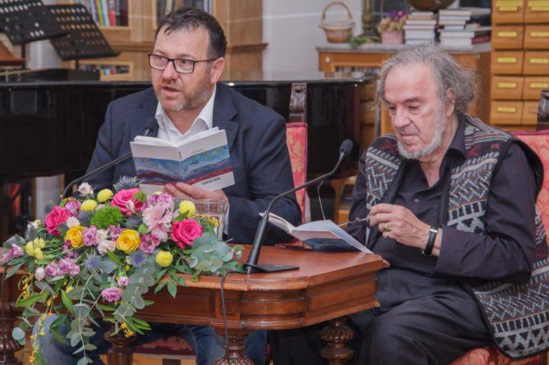 Pet dana zaredom Paljetak i Kramar čitat će poeziju u Narodnoj knjižnici