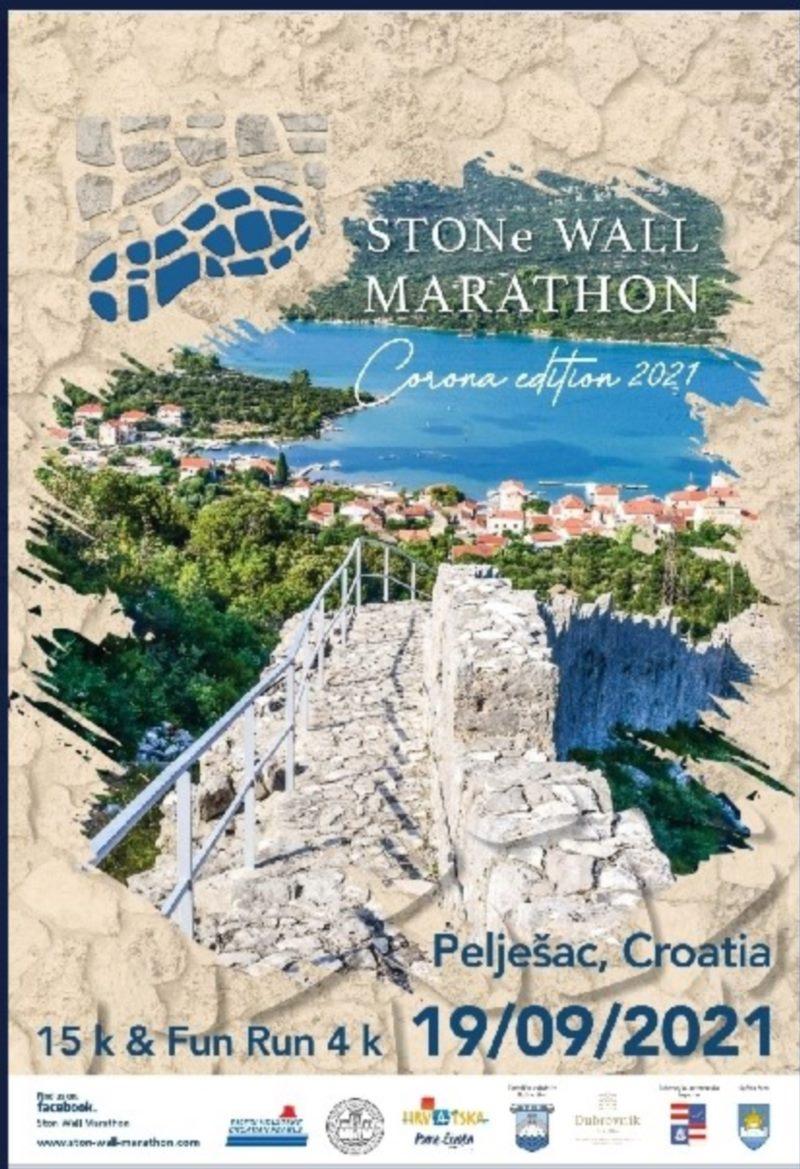 Ston Wall Maraton 2021
