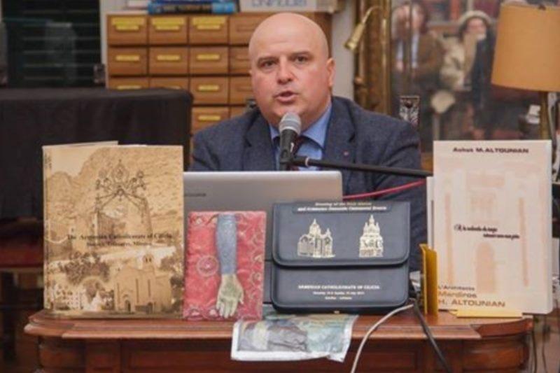 Predavanje Vinicija Lupisa o likovnim i kulturnim vezama Dubrovnika i Bugarske