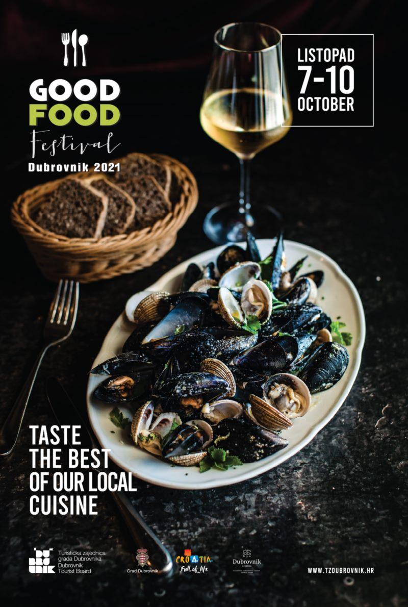 Nedjelja, četvrti dan Good Food Festivala