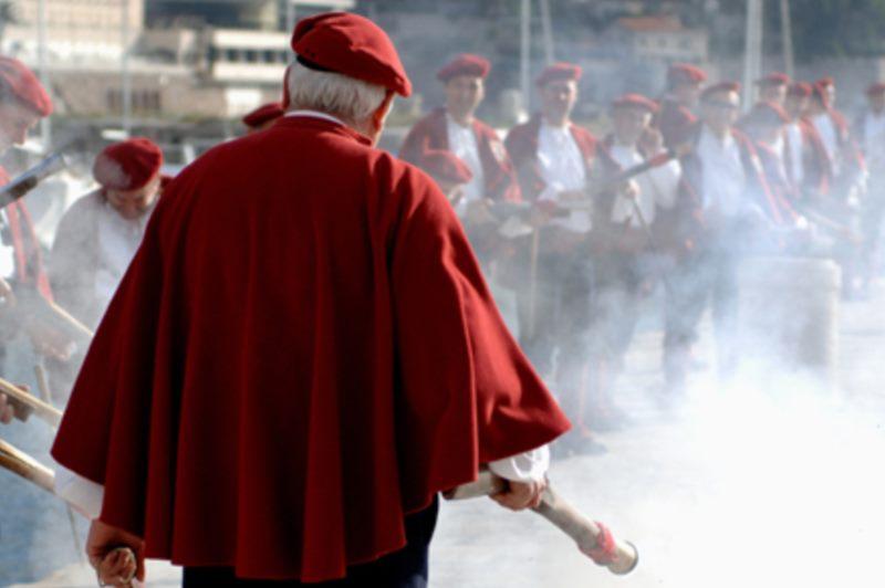 Dubrovački trombunjeri (Musketiere von Dubrovnik)