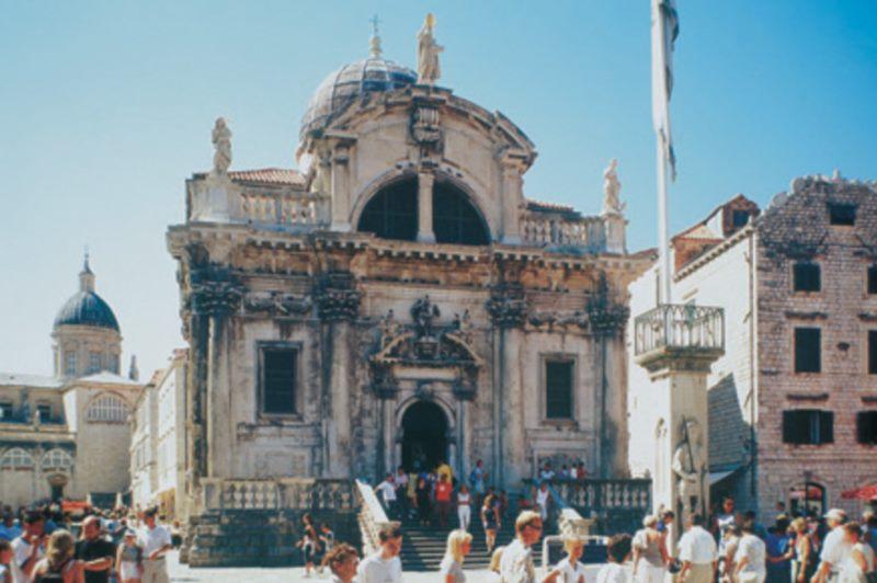 Die St. Blasius-Kirche