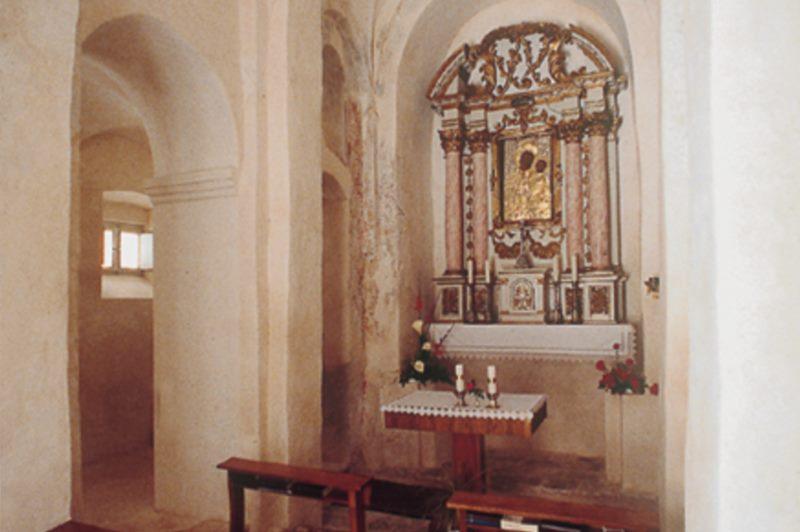 Die Sigurata Kirche