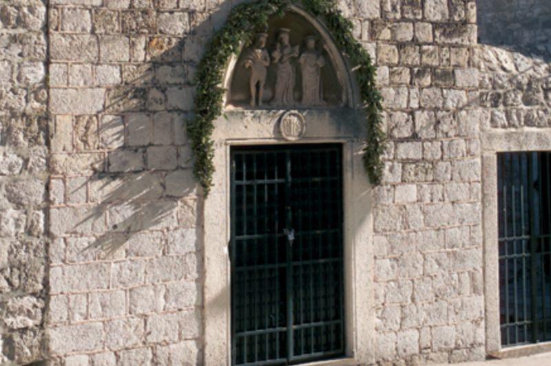 Die St. Lukas-Kirche