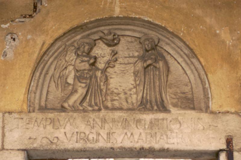 Die Kirche der Heiligen Maria vom Kastell