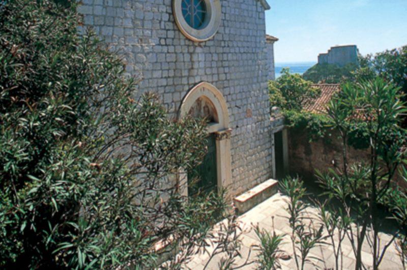 Die Pfarrkirche St. Andreas