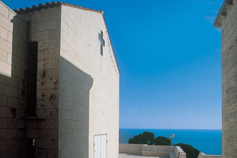Die Pfarrkirche St. Petrus