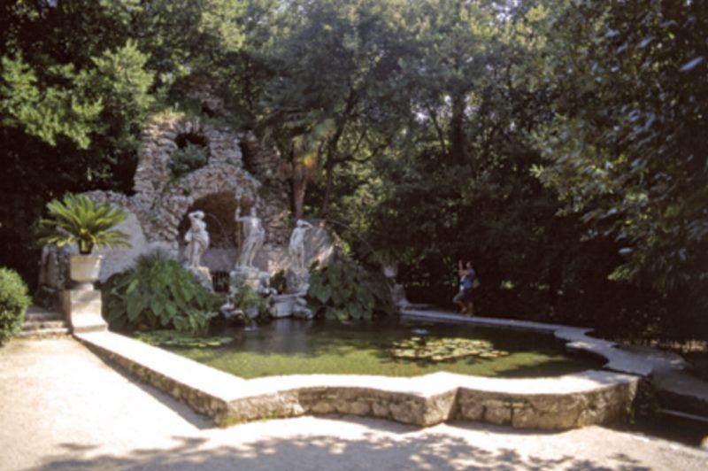 Arboretum von Trsteno
